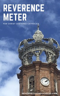 Reverence Meter Cover